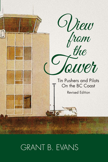 Cover of View from the Tower, revised edition 2019
